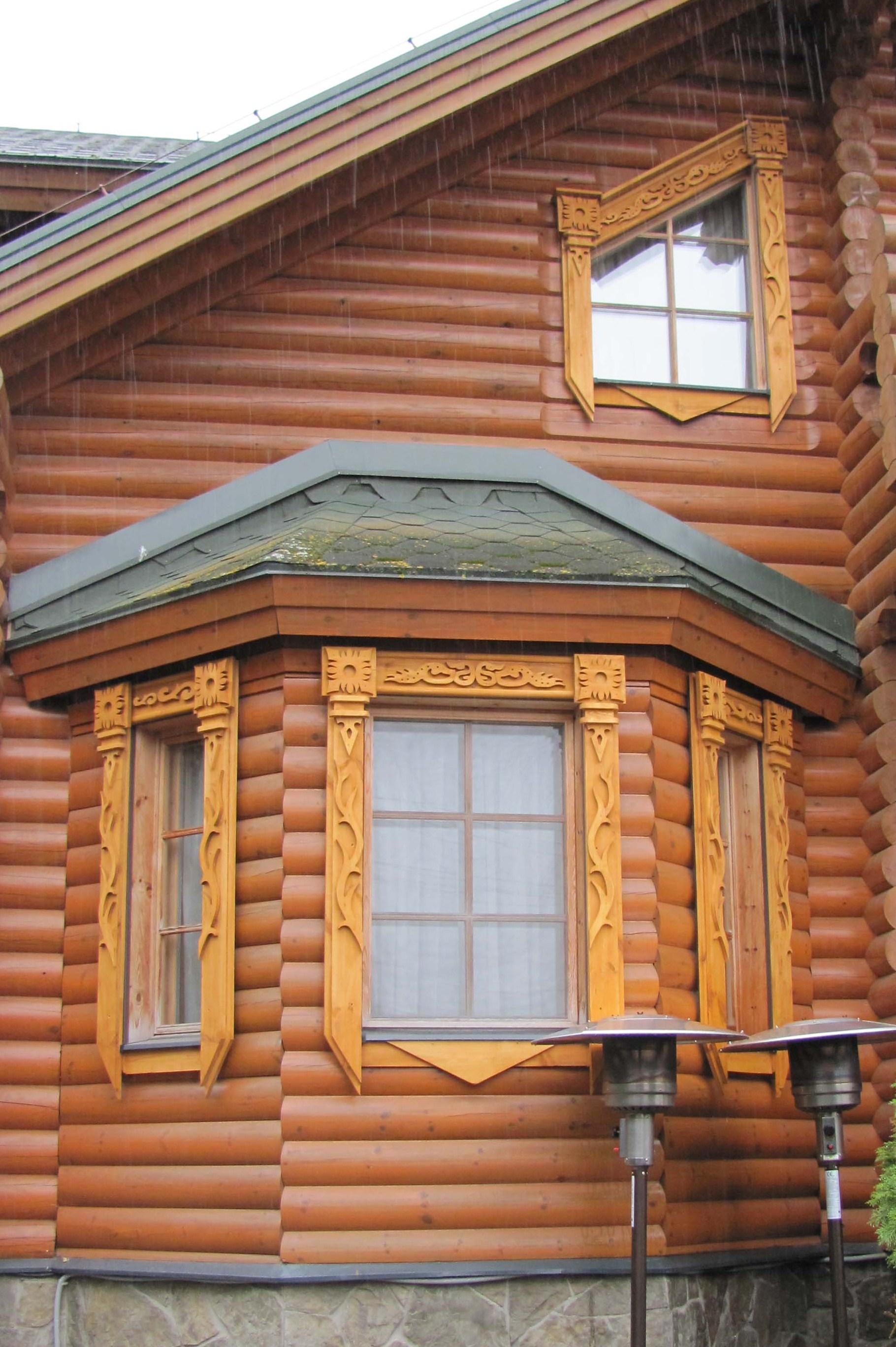 Наличники на окна в деревянном доме своими руками картинки