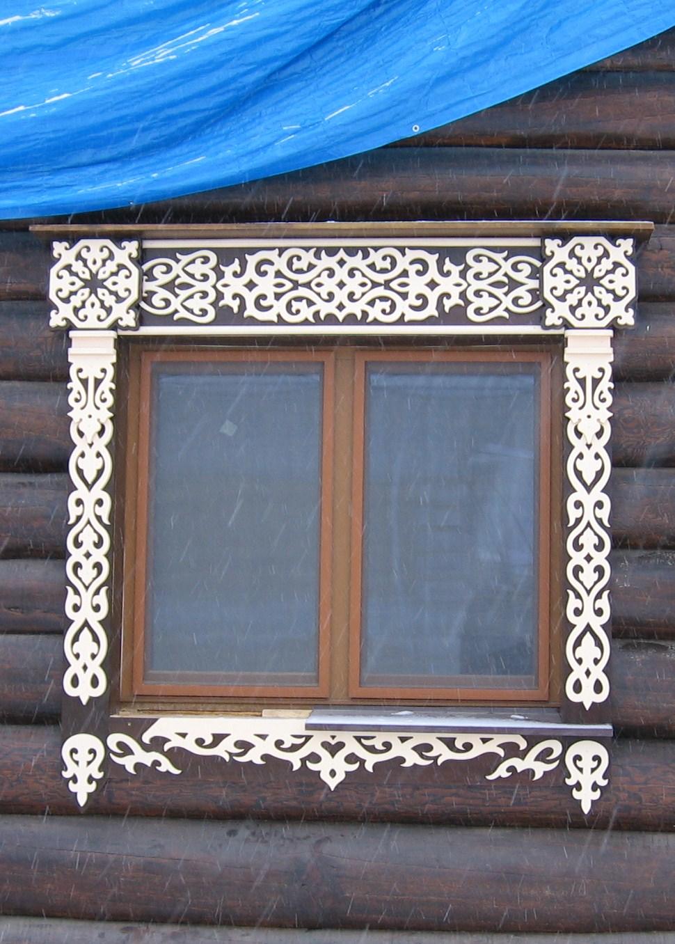 Наличники на окна своими руками деревянные, резные - Ремонт 44
